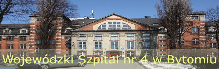 Wojewódźki Szpital nr 4 Bytom
